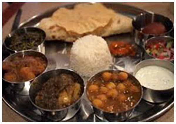 northindian-meal